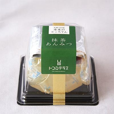 抹茶あんみつ(カップ入り)