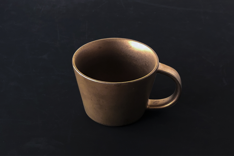 lanz m.m.d. / マグカップ / ブロンズ