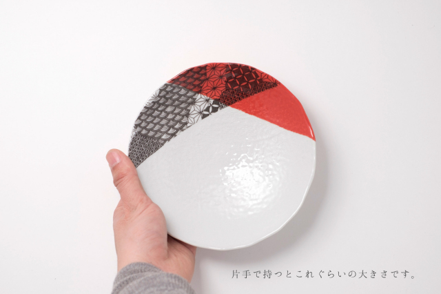 SETOYAKI / 丸皿 小 / Future