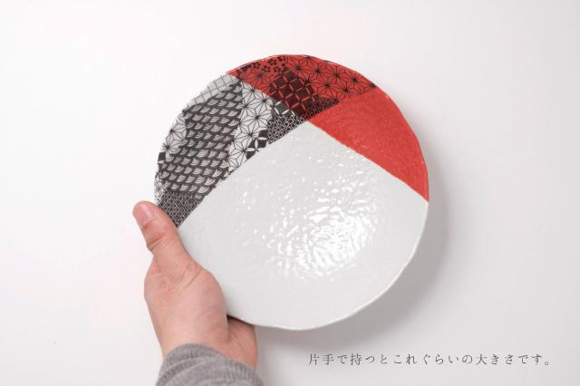 SETOYAKI / 丸皿 中 / Future