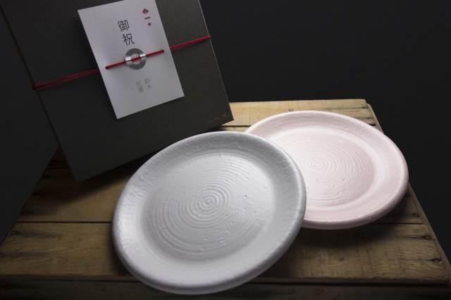 m.m.d. / 丸皿サイズL/ muted colors line