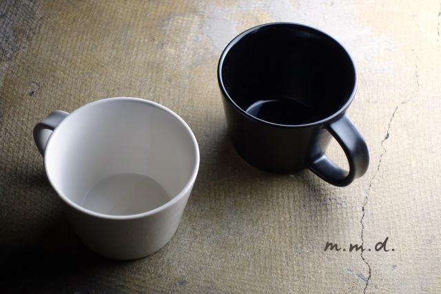 m.m.d. / マグカップ / monochrome line