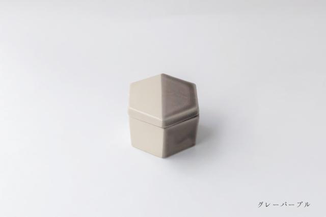 m.m.d. / キャニスター / グレーパープル / marriage colors line