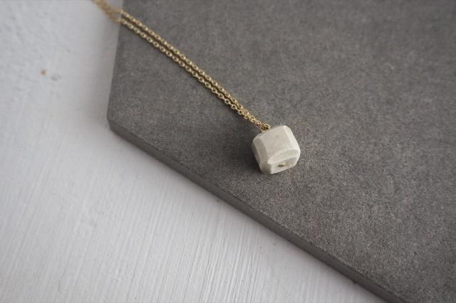 maison m.m.d. / square necklace / セトえるアクセサリー