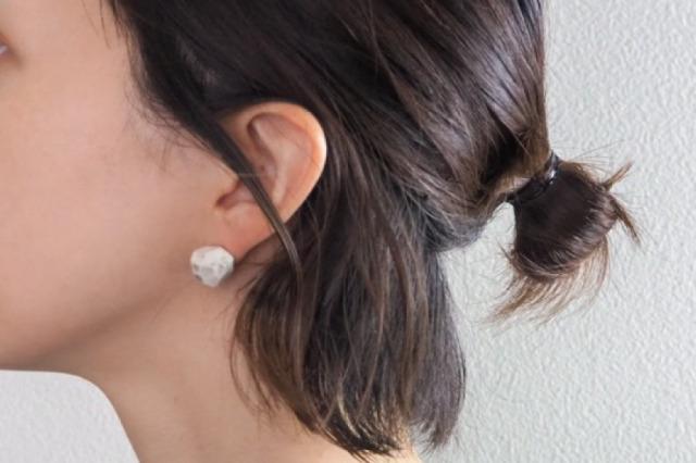 maison m.m.d. / moon earrings / セトえるアクセサリー