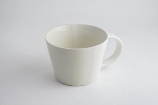 m.m.d. / マグカップ / ホワイト / monochrome line
