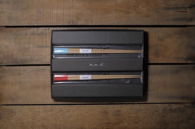 m.m.d.六角箸 ギフトボックス
