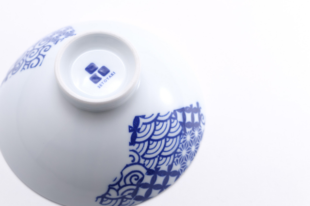 SETOYAKI /茶碗 大 /Tradition
