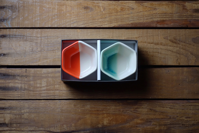 m.m.d. / 小鉢 / 2個セットギフトボックス&熨斗付き