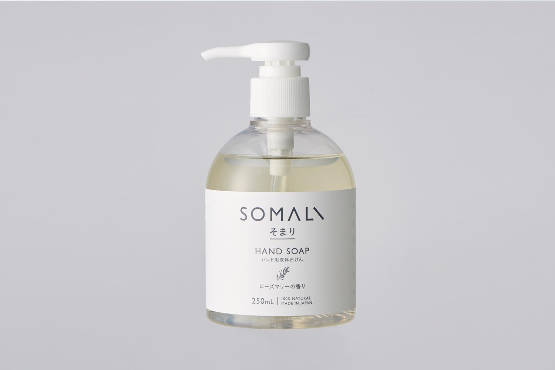 SOMALI / ハンド用液体石けん