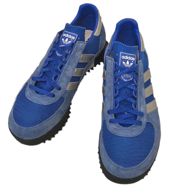 アディダス 【adidas】 オリジナルス マラソントレーナー MARATHON TR BLUE