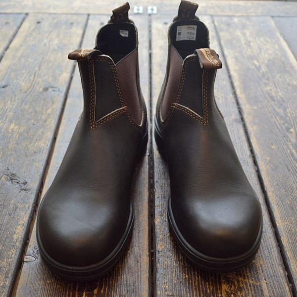 ブランドストーン BLUNDSTONE サイドゴアブーツ BS500 Stout brown