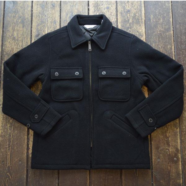 ファイブブラザー FIVE BROTHER オーセンティック シーピーオージャケット Authentic C.P.O. Jacket 150801 NAVY