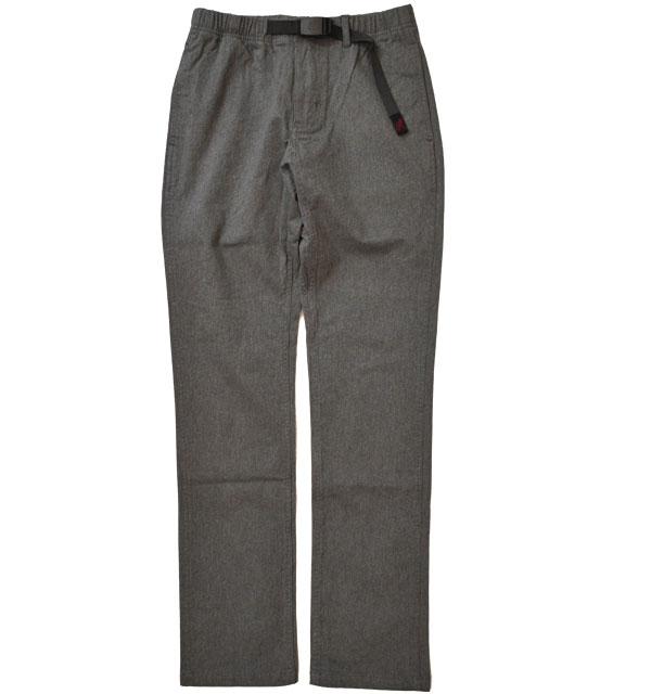 グラミチ 【GRAMICCI】 ニューナローパンツ NN-PANTS 0816-FDJ HEATHER GRAY