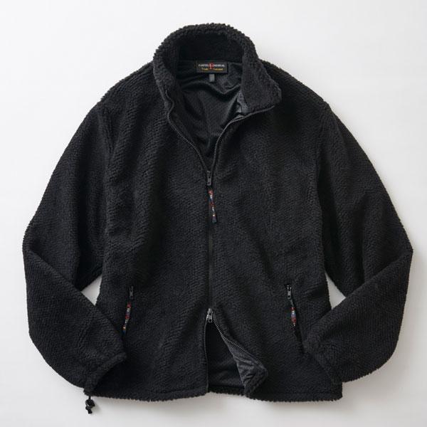 『10月末頃再入荷予定』 ファーフィールド オリジナル FARFIELD ORIGINAL フェルジャケット FELL JACKET BLACK