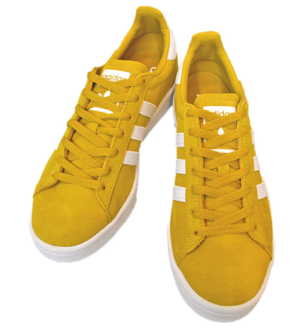 アディダス adidas キャンパス CAMPUS ORIGINALS CM8444 YELLOW