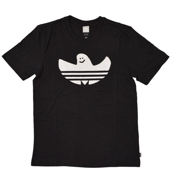 アディダス adidas SOLID SHMOO Tシャツ FJH53 BLACK