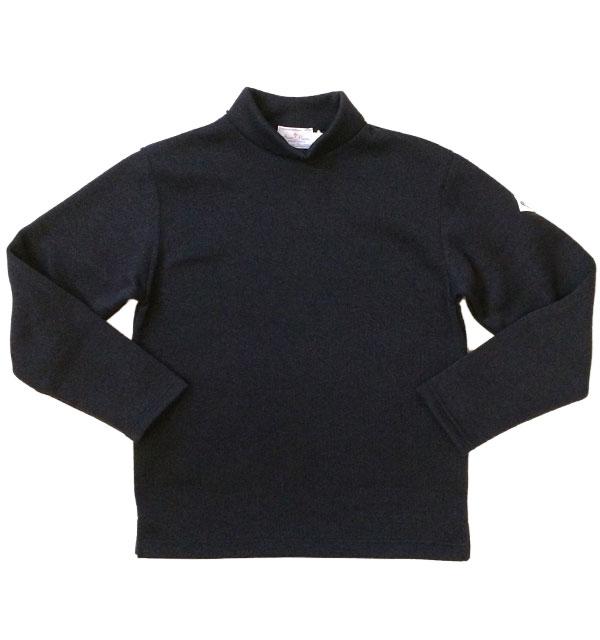 アルボマレー 【Arvor Maree】 Mock Fleece Knit/Fleece モックネックフリース NAVY