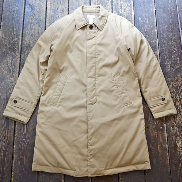 ベター BETTER ダウンコート DOWN BALL COLLAR COAT BTRD1801 BEIGE