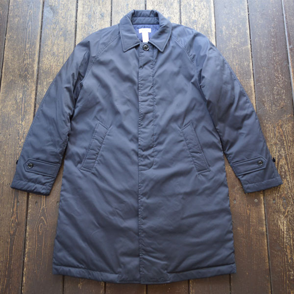 ベター BETTER ダウンコート DOWN BALL COLLAR COAT BTRD1801 NAVY