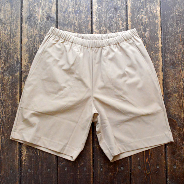 ベター BETTER ストレッチジョグショーツ PRIMEFLEX STRETCH JOG SHORTS BEIGE