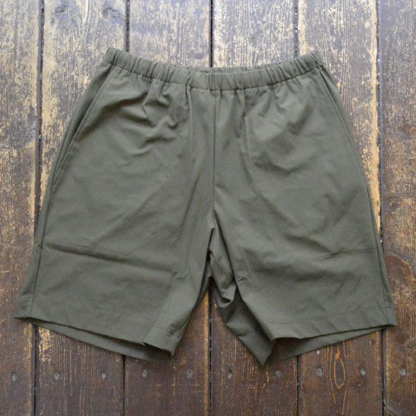 ベター BETTER ストレッチジョグショーツ PRIMEFLEX STRETCH JOG SHORTS OLIVE