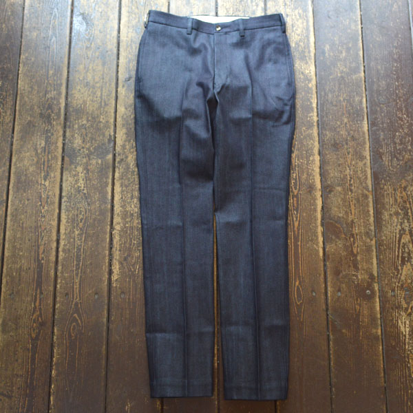 バーンストーマー BARNSTORMER T/C デニムチノパンツ STRETCH T/C DENIM PANTS 1302P INDIGO