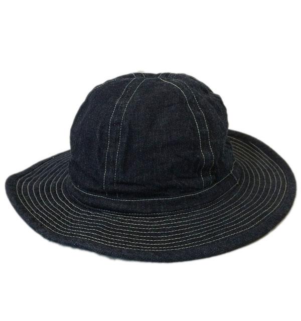 バズリクソンズ 【BUZZ RICKSON'S】 ワーキングデニムハット WORKING DENIM HAT