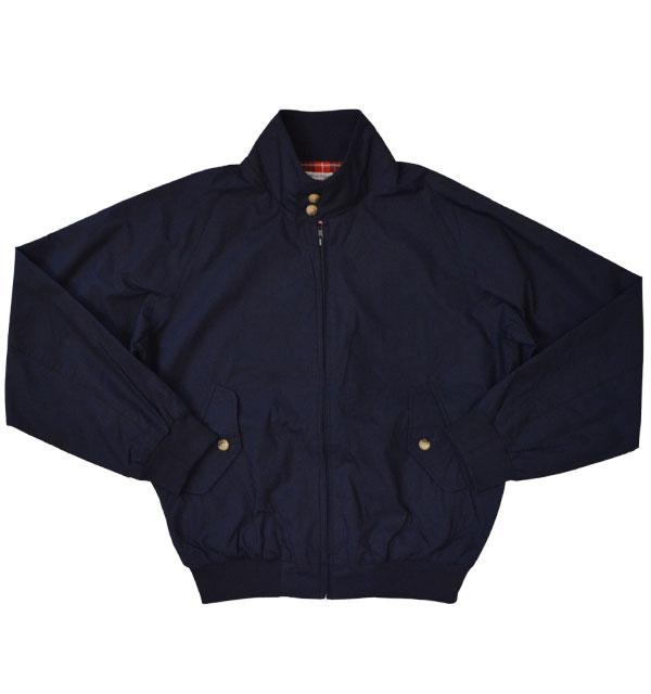 ブルーウォーター 【BLUE WATER】 スウィングトップ ハリントンジャケット SWINGTOP G9 NAVY