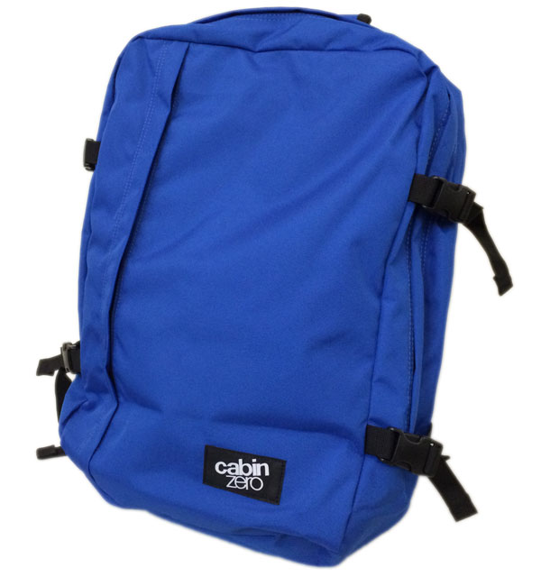 キャビンゼロ 【CABIN ZERO】 Classic Ultra-Light Cabin Bag 44L ROYAL