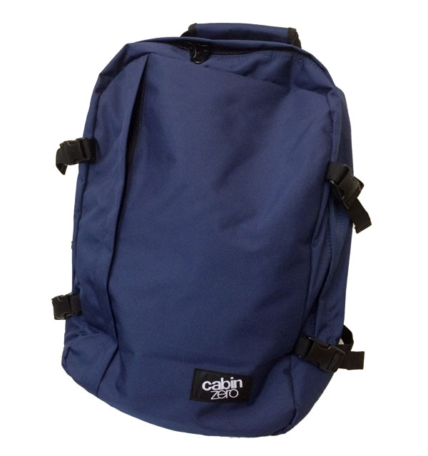 キャビンゼロ 【CABIN ZERO】 Classic Ultra-Light Cabin Bag 44L NAVY