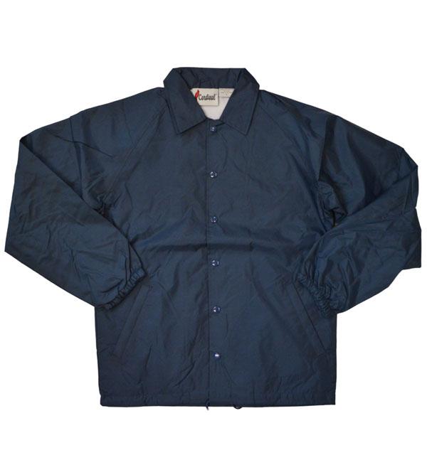 カーディナルアクティブウェア 【Cardinal Activewear】 コーチジャケット COACH JACKET NAVY