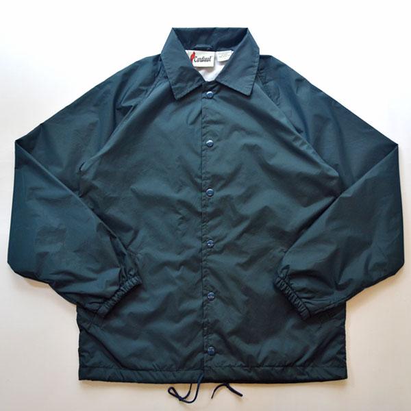 カーディナルアクティブウェア Cardinal Activewear コーチジャケット COACH JACKET NAVY