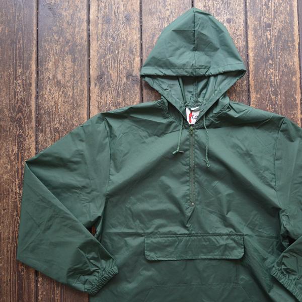 カーディナルアクティブウェア Cardinal Activewear パッカブル アノラックパーカー PACKABLE ANORAK GREEN