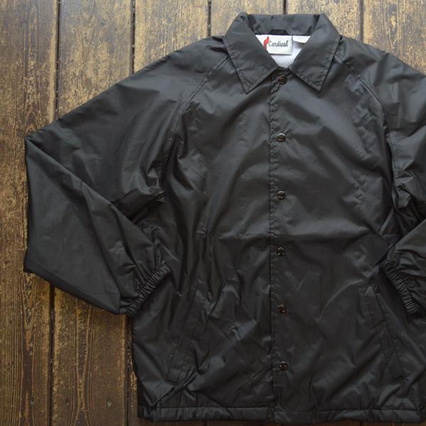 カーディナルアクティブウェア Cardinal Activewear コーチジャケット COACH JACKET BLACK