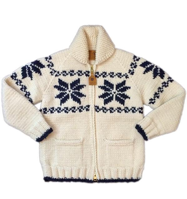 カナディアンセーター 【Canadian Sweater】 カウチンセーター  SNOW MALIBU別注