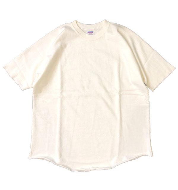 ダブルワークス DUBBLE WORKS ドルマンスリーブ ライトウェイトスウェットシャツ Dolman Sleeve Light Weight Sweat Shirts Lot.79001 WHITE