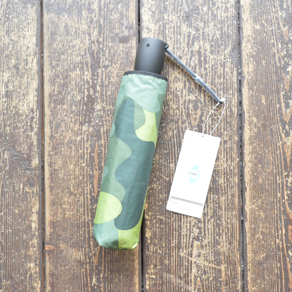 フェア FARE 折りたたみ傘 AOC mini umbrella FARE-Camouflage Item 5468