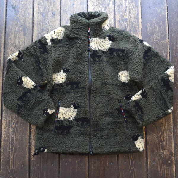 ファーフィールド オリジナル FARFIELD ORIGINAL フェルジャケット FELL JACKET OLIVE SHEEP