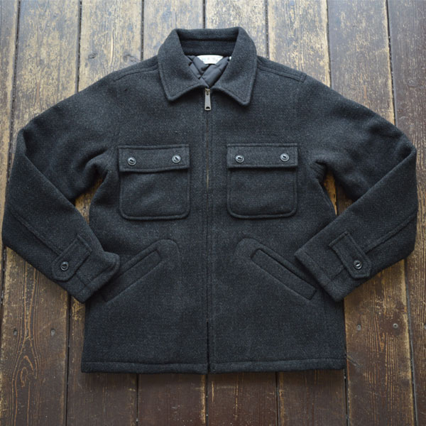 ファイブブラザー FIVE BROTHER オーセンティック シーピーオージャケット Authentic C.P.O. Jacket 150801 CHARCOAL