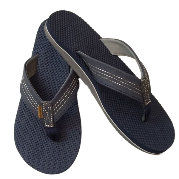 フリーウォーターズ 【FREE WATERS】 ZAC BEACH SANDALS NAVY