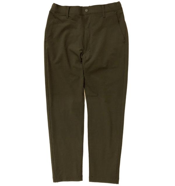 カフィカ Kafika ダブルクロス ストレッチイージーパンツ KFK138 DOUBLE CLOTH LOUNGE PANTS OLIVE