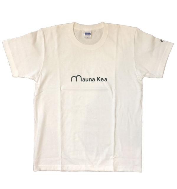マウナケア 【mauna kea】 マウナケアプリントTシャツ GREEN