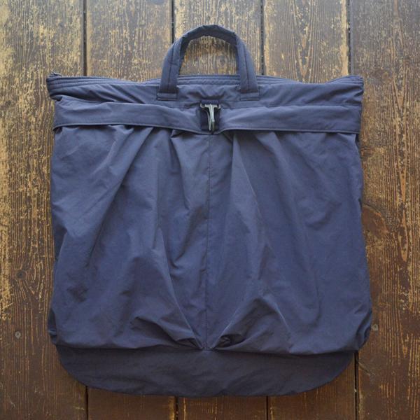 ミダ M.I.D.A ナイロンヘルメットバッグ NYLON HELMET BAG COMBAT M191900 NAVY