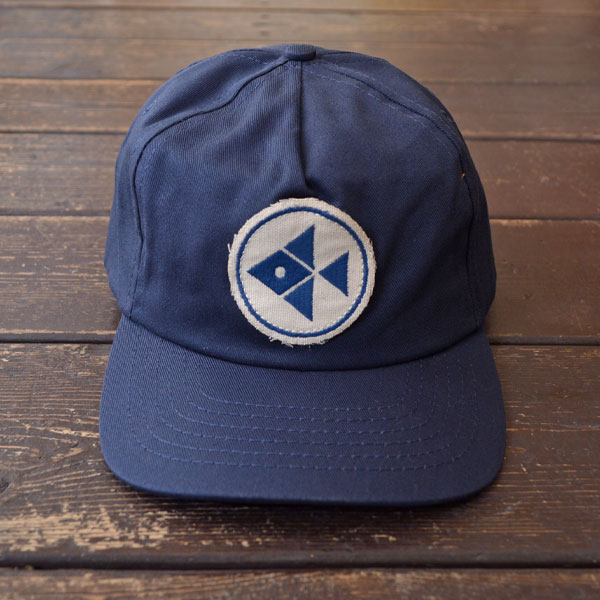 モラスク MOLLUSK 5P SYNERGY PATCH CAP NAVY