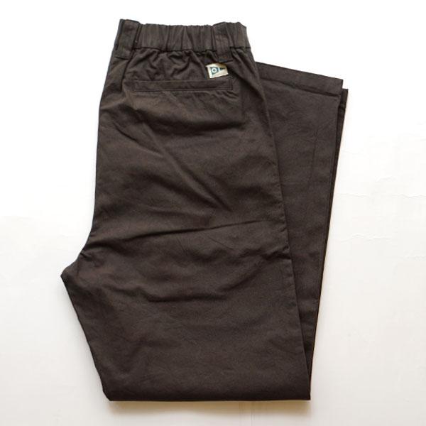 モラスク MOLLUSK ボートパンツ BOAT PANTS BLACK