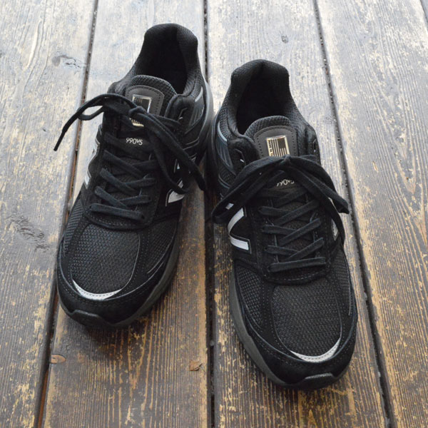 ニューバランス NEW BALANCE 990V5 M990BK5 BLACK MADE IN USA