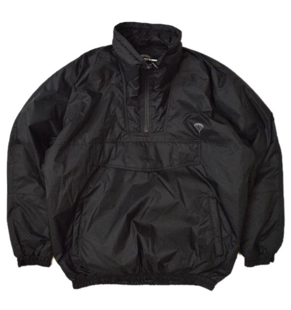 パックマック PACK MACK プルオーバーダウンジャケット Snow Monkey waterproof down jacket #600 BLACK