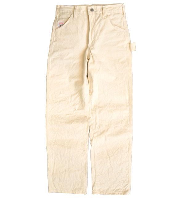 ポインターブランド POINTER BRAND ホワイトドリル ペインターパンツ White Drill Carpenter Jeans 生成り LOT-29