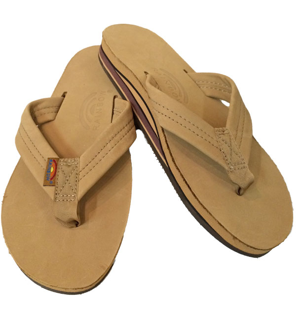 レインボーサンダル RAINBOW SANDALS ダブルレイヤー プレミアムレザー Double Layer Premier Leather with Arch Suppor 302ALTS SIERRA BROWN